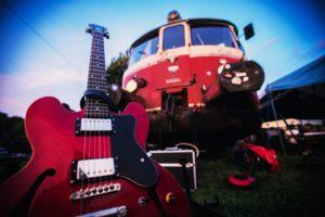 Guitar Train